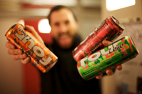 Comparing Apples to Melons – Four Loko
