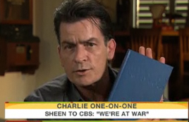 Charlie Sheen Confirms That Chuck Lorre Is an AA Member