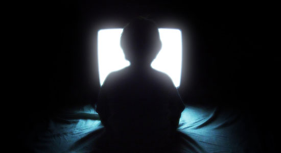 Tv addiction