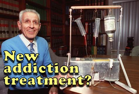 Is Dr Kevorkian the new role model for addiction counselors?